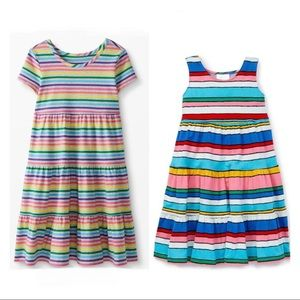 Hanna Andersson • Bundle of 2 Dresses Sz 120